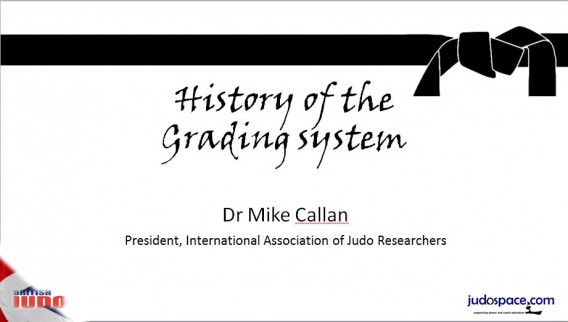 History of Grading lecture